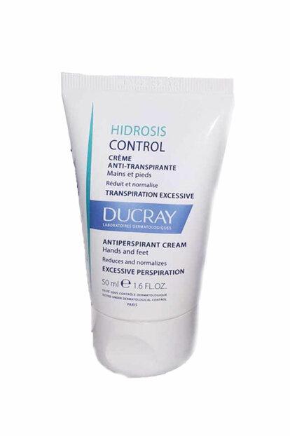 Ducray Hidrosis Control Antiperspirant Cream Hands and Feet 50ml