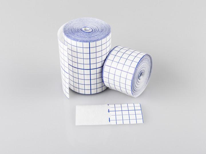 ELASTPORE - Elastic patch made of non-woven fabric, 15 cm x 10 m