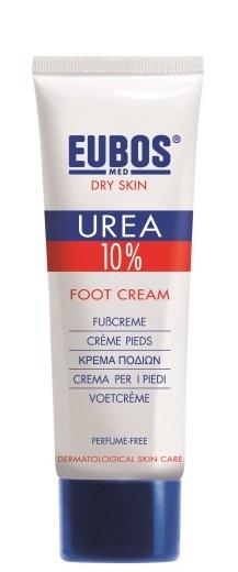 EUBOS UREA 10% FOOT CREAM 100ML