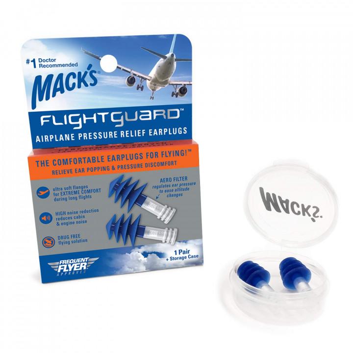 Mack's flight Guard ear plugs (1 pair)