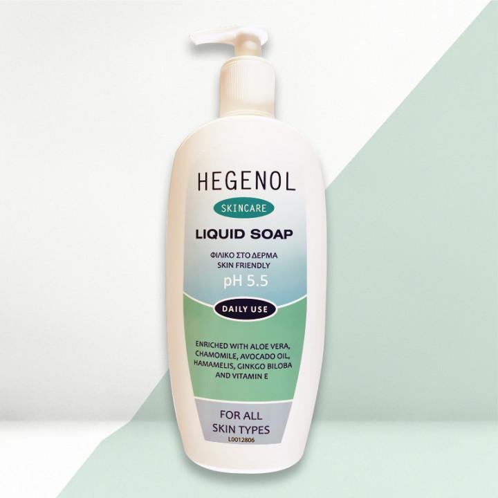 Hegenol Liquid Soap 500ml