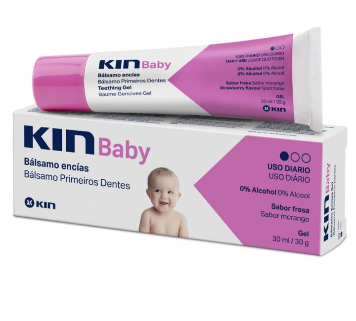 KIN BABY TEETHING GEL 30ML