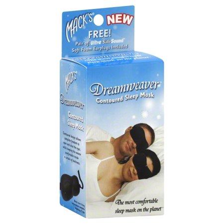 Macks Dreamweaver sleepmasks