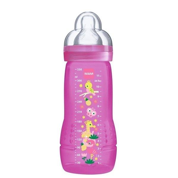 MAM EASY ACTIVE BABY BOTTLE 330ML UNISEX