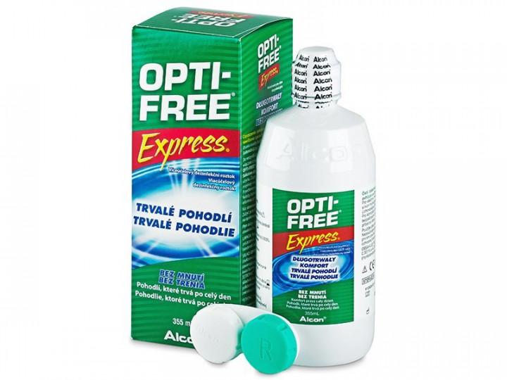 Opti-free 355ml Express Solution