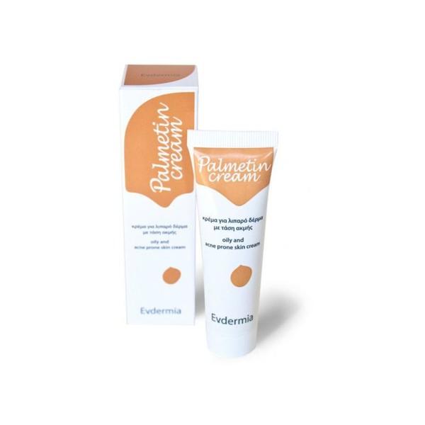Evdermia Palmetin Cream, 40ml