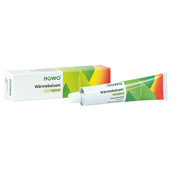 ROWO HEAT OINTMENT WITH CAPSICUM