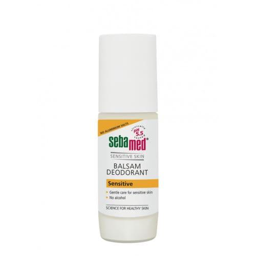Sebamed Balsam Deodorant Roll-on Sensitive 50ml