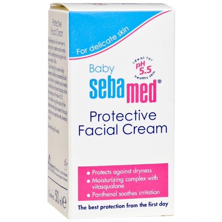 Sebamed Baby Protective Facial Cream 50ml