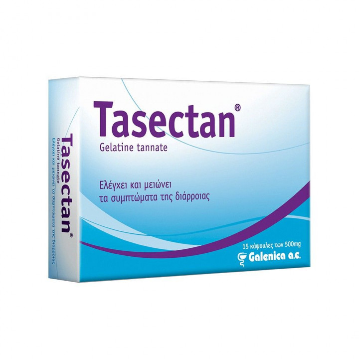 Tasectan 500mg caps