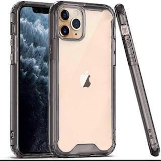 COLOR BUMPER CASE iPhone 11 Pro Max - black