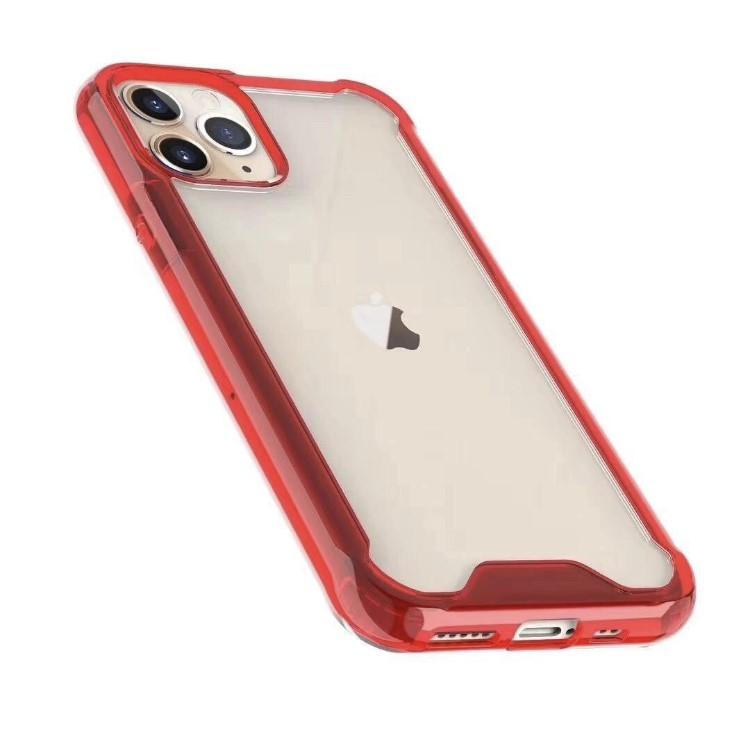 COLOR BUMPER CASE iPhone 11 Pro - red