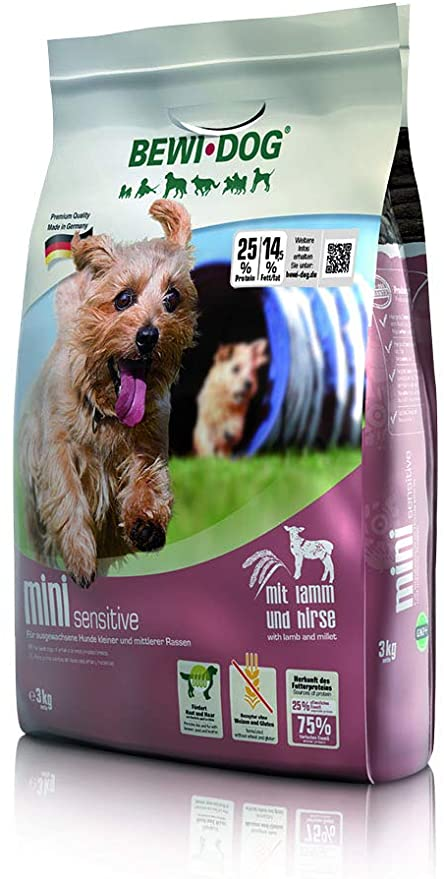 BEWI DOG Food MINI SENSITIVE 3KG