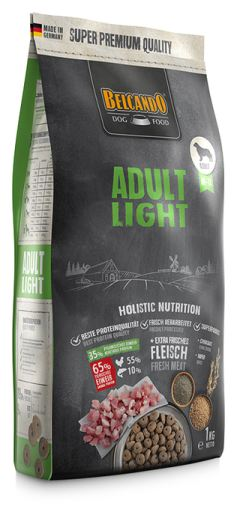 DOG FOOD BERCANDO - ADULT LIGHT 1KG