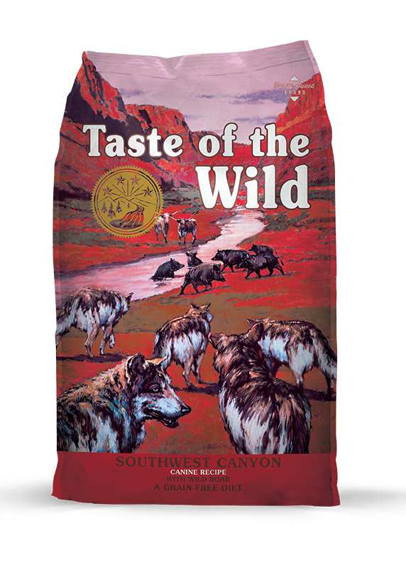 TASTE OF THE WILD - SOUTHWEST CANYON WILD BOAR 2KG