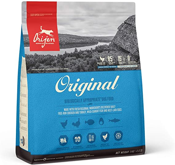 ORIGINAL BIOLOGICALLY APPROPRIATE DOG FOOD 2KG