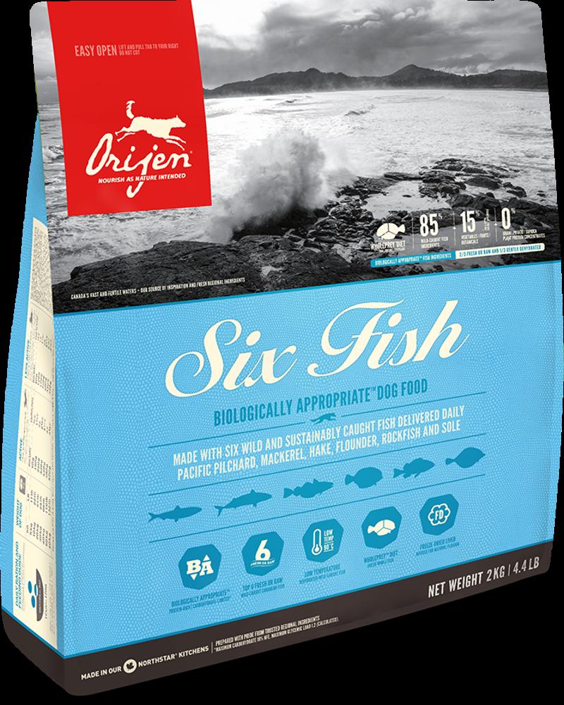 ORIGINAL SIX FISH 2kg