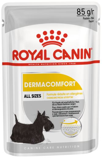 Royal canine Pouch Derma comfort Care Dog Food 85g