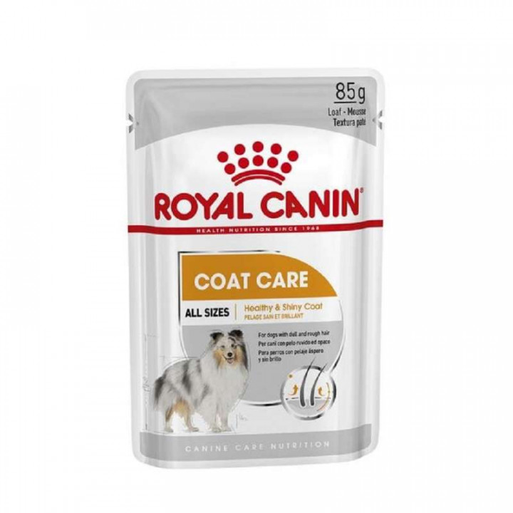 Royal canine Coat Care Dog Food 85g
