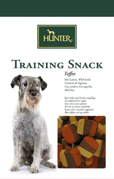 hunter training snack