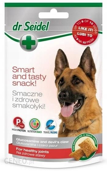 Dr. Seidel smart and tasty snacks for healthy joints 90g