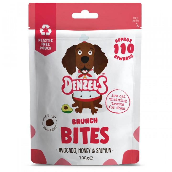 Denzel's brunch bites for dogs 100g