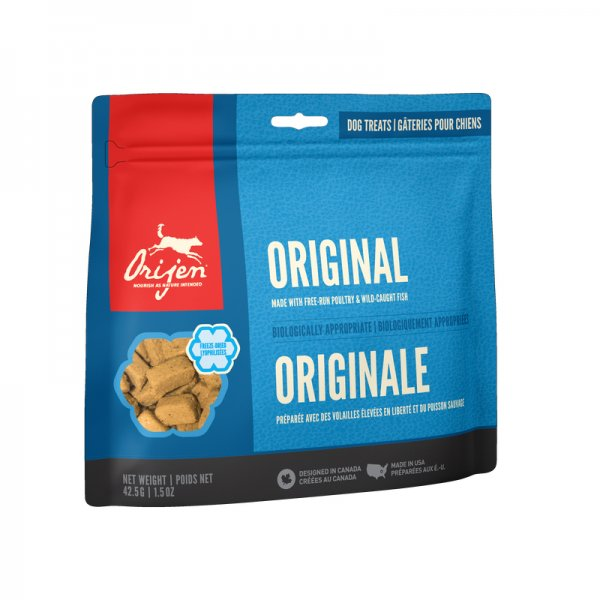 ORIJEN Freeze-Dried Dog Treats Original - 42.5g