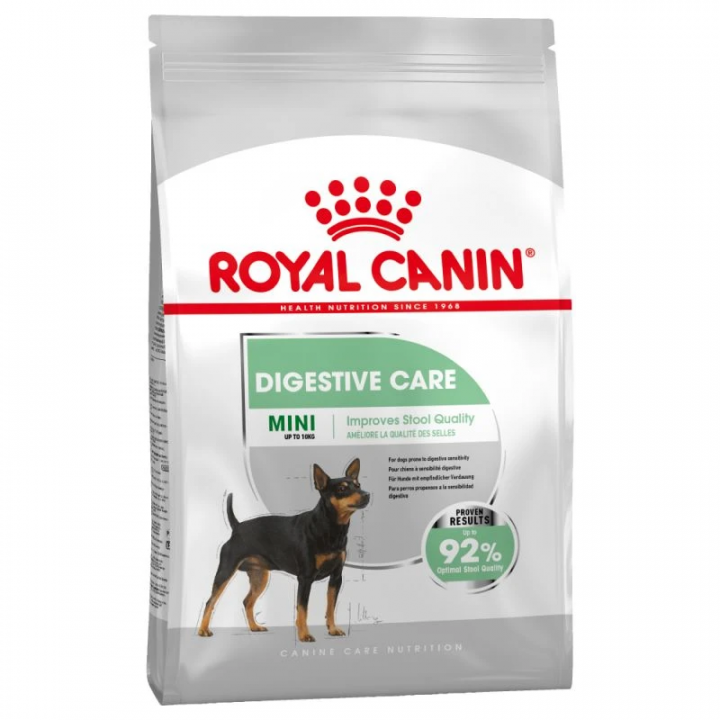 royal canine digestive care Food for mini size dog 3kg