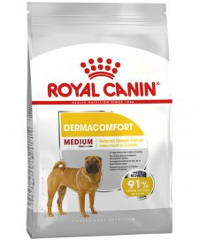 royal canine derma comfort dry Food for medium dog 3kg