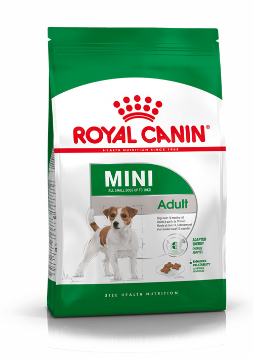 royal canine adult food for mini size dog 4kg