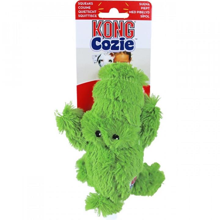 Kong cosy Dog Toy - Ali alligator
