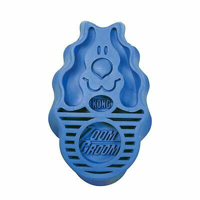Kong zoom groom Boysenberry - Dog Shower Brush
