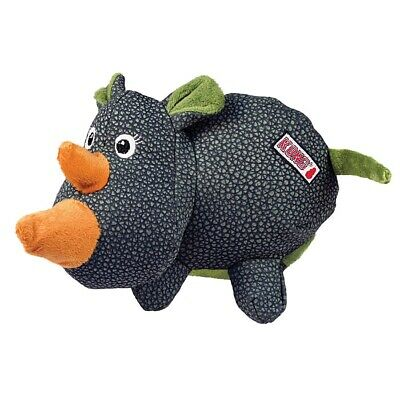 Kong phatz Dog Toy - Rhino
