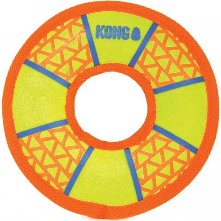 Kong impact Ring Dog Toy - Medium