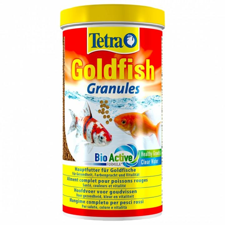 Tetra Fish Food Goldfish Granules 1000ml