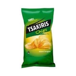 TSAKIRIS CHIPS OREGANO 45G