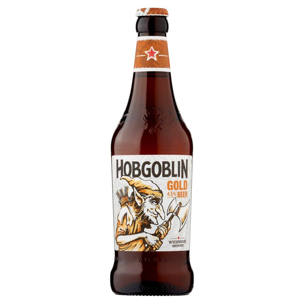 HOBGOBLIN GOLD 500ML