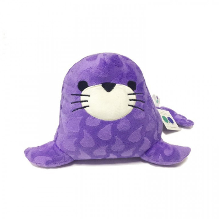 Shui, Spotted Seal Plush Toy