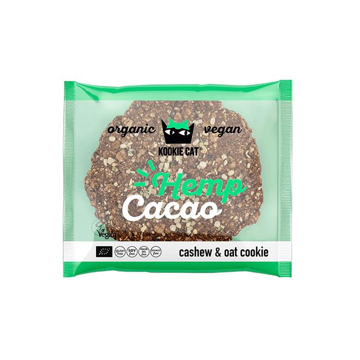 Hemp seeds and Cacao 50gr