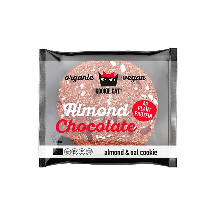 Almond Dark Chocolate 50gr