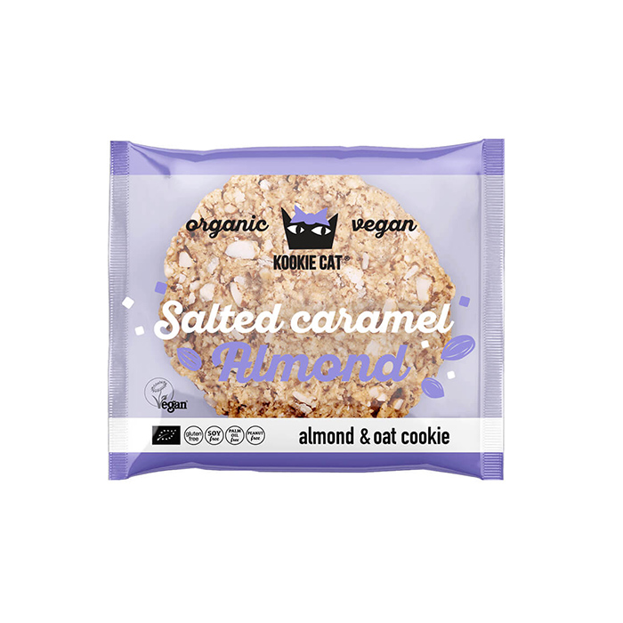 Salted Caramel Almond 50gr