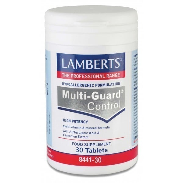 Lamberts Multi-Guard Control 30 Tablets