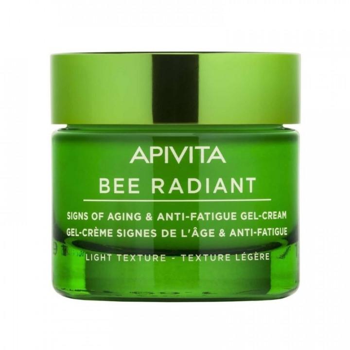 Apivita Bee radiant day cream light for combination skin 50ml