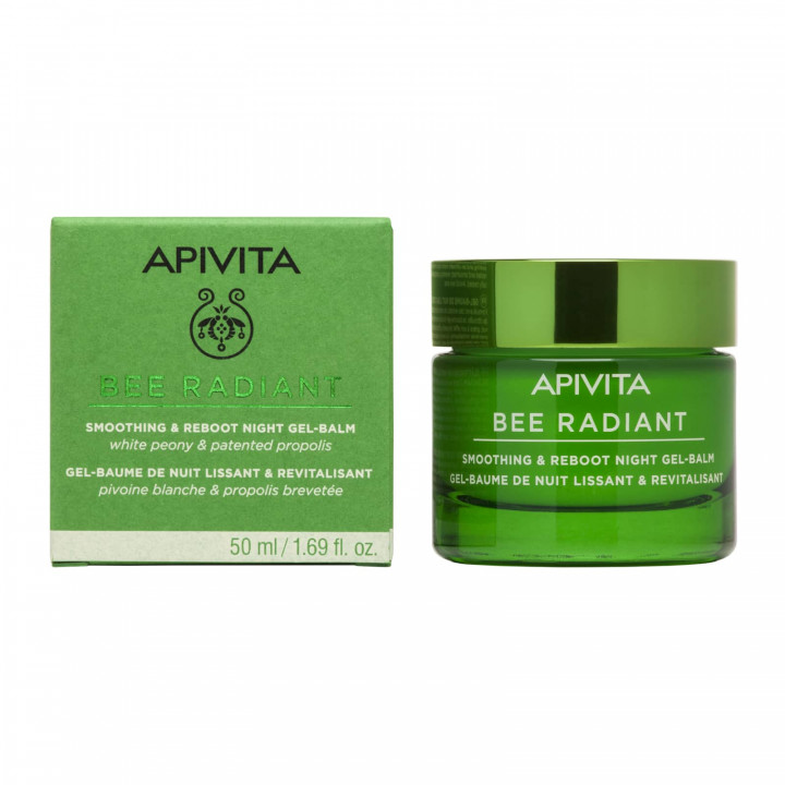 Apivita Bee radiant night cream 50ml