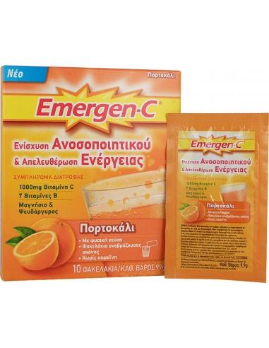 Emergen-C Vitamin 10 Sachets