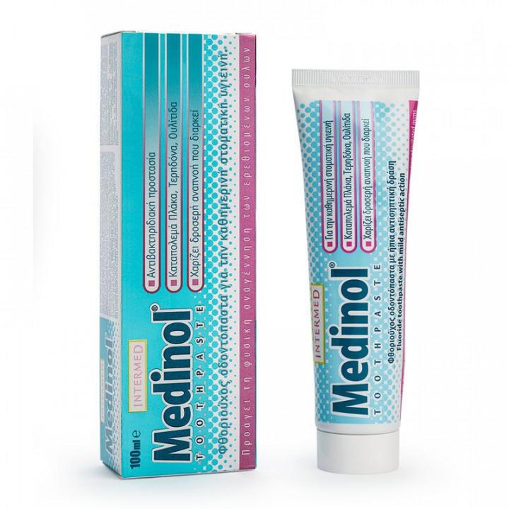 Medinol Toothpastes 100ml