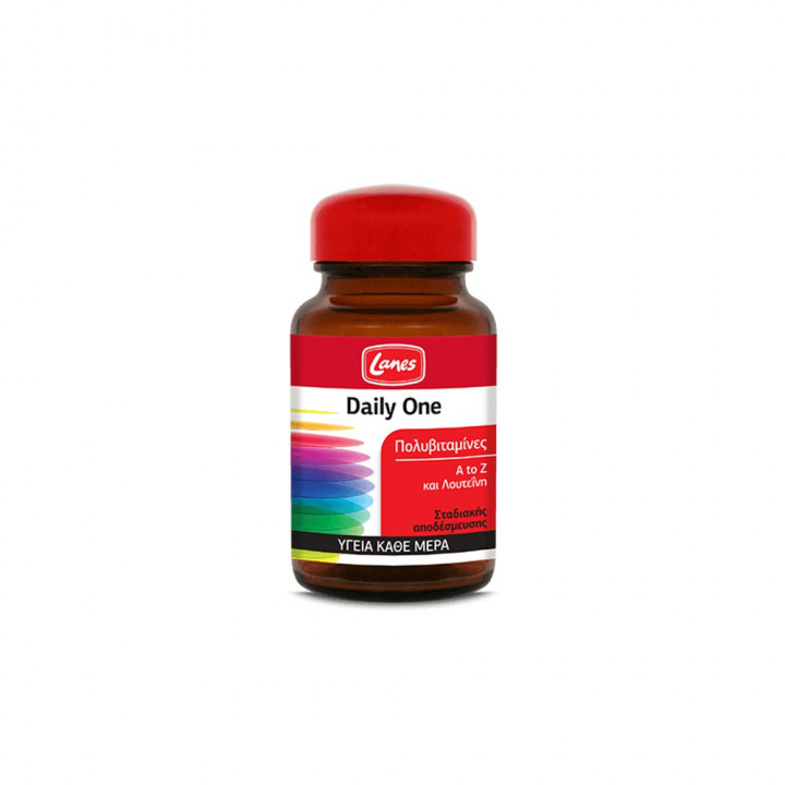 lanes daily one multivitamins 30 Tablets