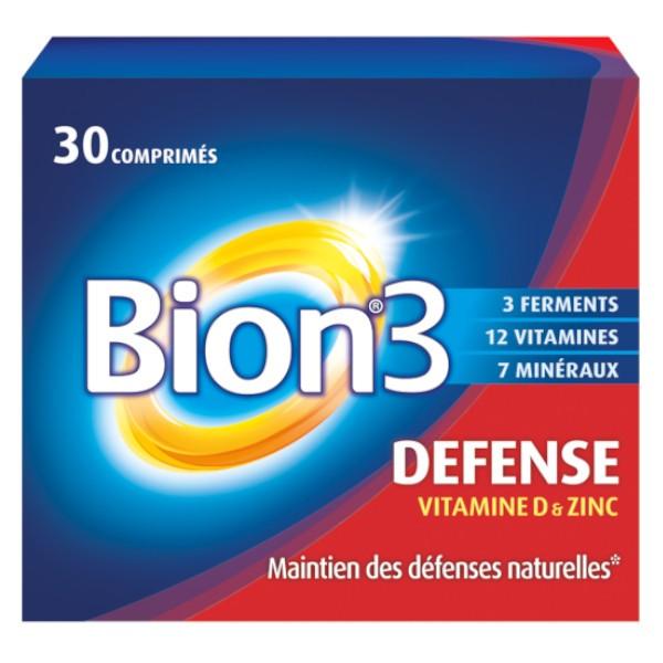 Bion3 multivitamins 30 Tablets