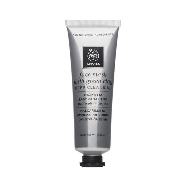 Apivita Deep Cleansing Olive face mask 50ml
