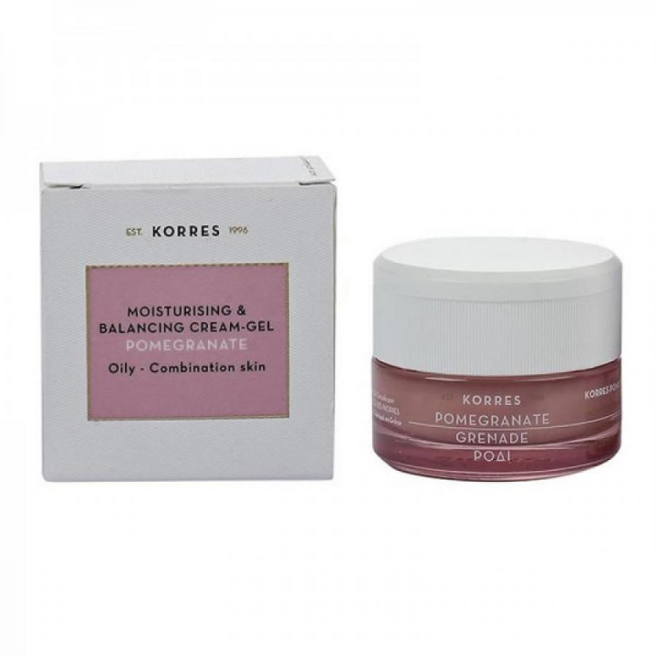Korres moisturising & balancing gel for oily skin 40ml